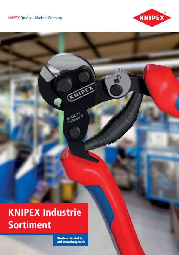 Knipex Katalog 2021-Industrie-DE