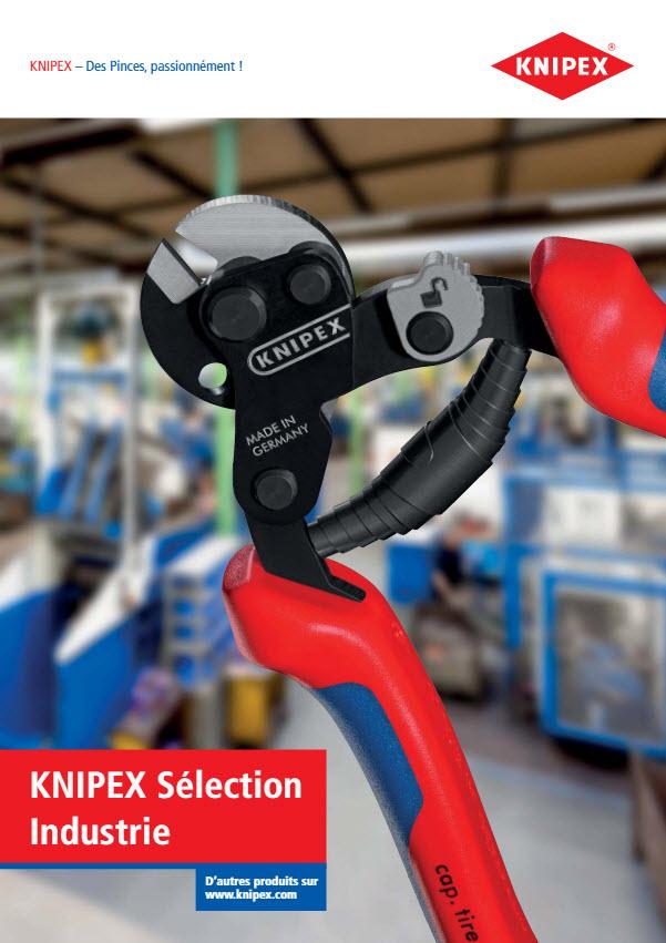 Knipex Katalog 2021-Industrie-FR