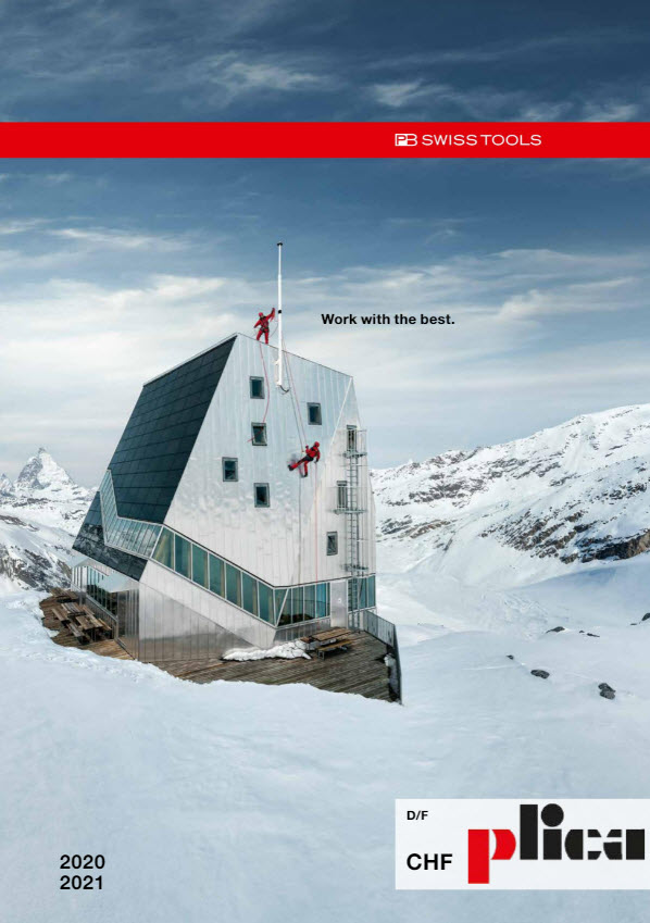 PB Swiss Tools Katalog 2020/2021-DE/FR-CHF