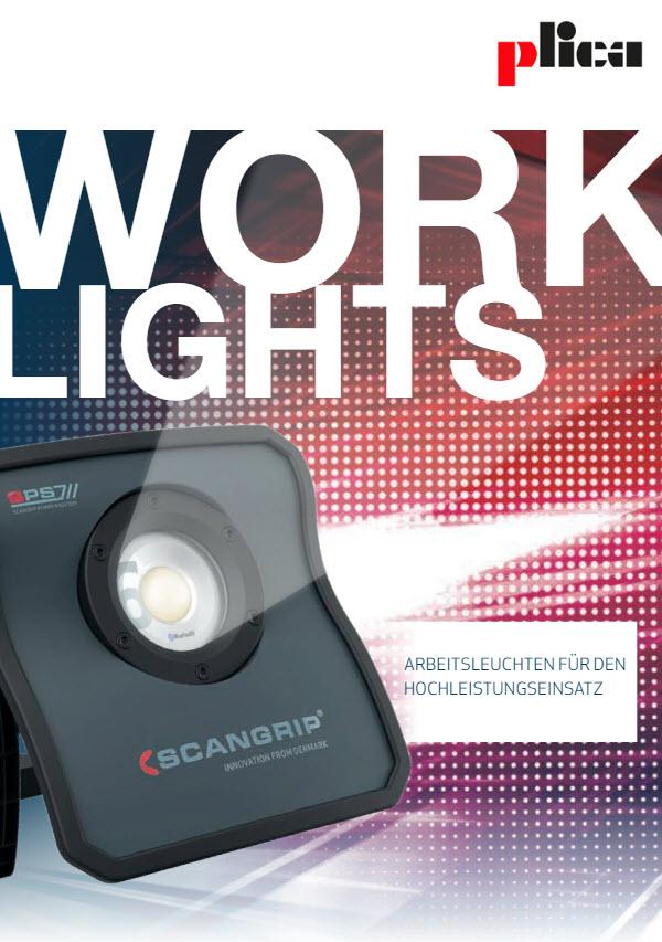 Plica Worklights Katalog Deutsch